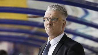 2 Niederlagen aus 2 Spielen: Klotens Trainer Per Hanberg und seinem Team ist der Start ins Jahr 2021 missglückt