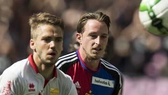 Sions Grégory Karlen wechselt leihweise bis zum Saisonende zum FC Thun