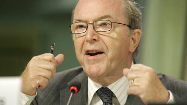 Der langjährige belgische Premier Wilfried Martens ist tot (Archiv)