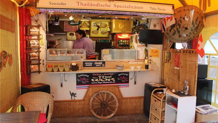 Was Janthana «Tig» Mattmüller kocht, passt sogar vielen Heimweh-Thailändern sehr gut.