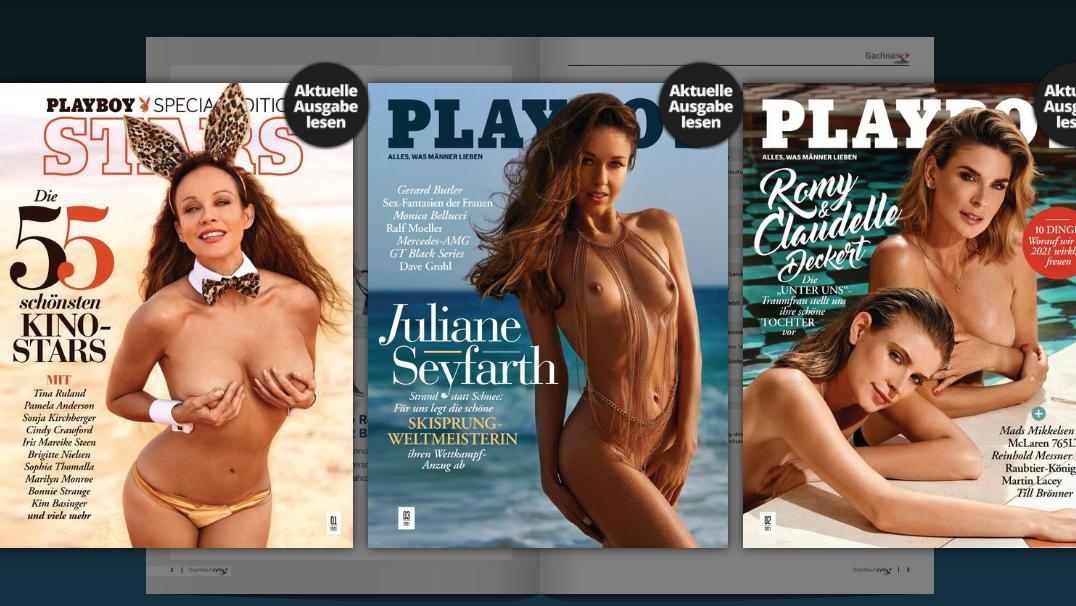 Playboywerbung Gachnang