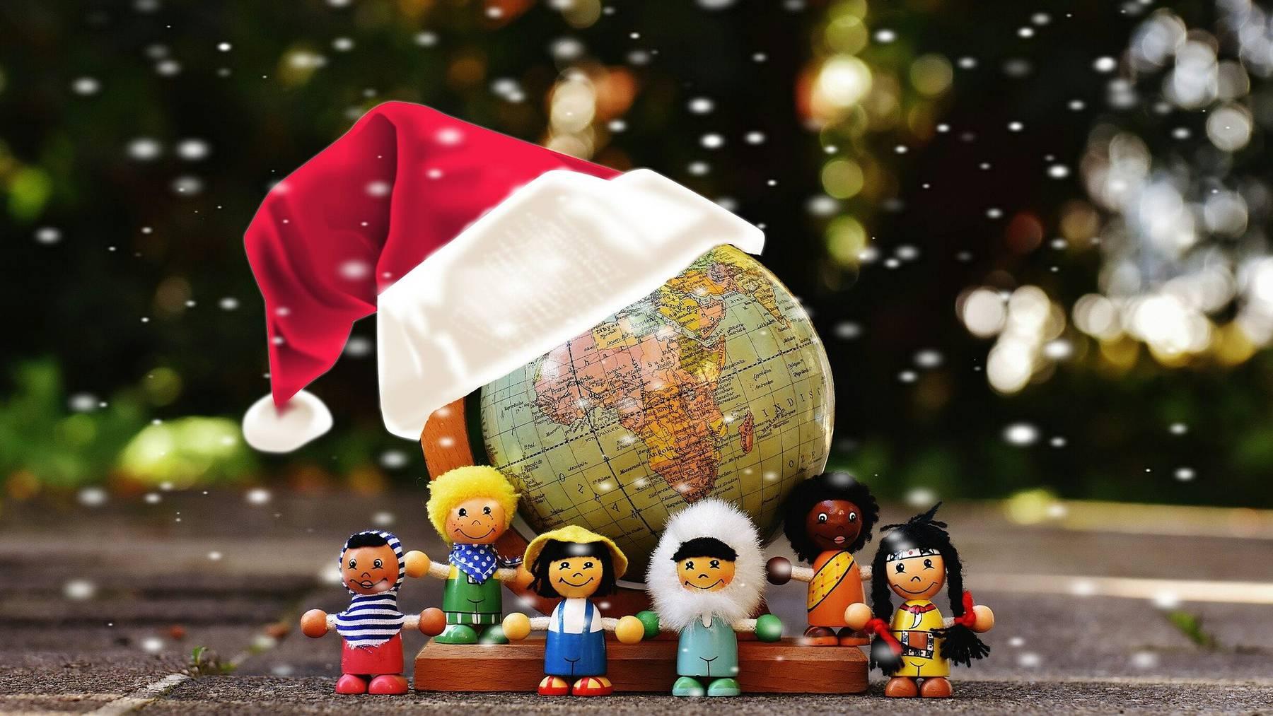 Weihnachtstraditionen in anderen Ländern