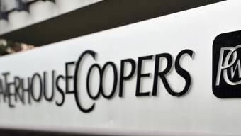 Logo des Wirtschaftsprüfers PricewaterhouseCoopers (Symbolbild)