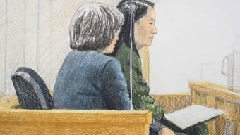 Staatsantwalt: Der Finanzchefin des chinesischen Technologieriesen Huawei, Meng Wanzhou, droht im Falle einer Auslieferung in die USA eine jahrzehntelange Haftstrafe. (Symbolbild)