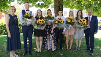 Diplomfeier KV Aarau 2019