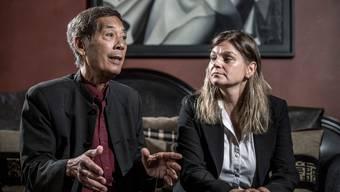 «Weg der Undemokratie»: Sucharit Bhakdi und Karina Reiss kritisieren das Schweizer Massnahmen zur Eindämmung des Coronavirus.
