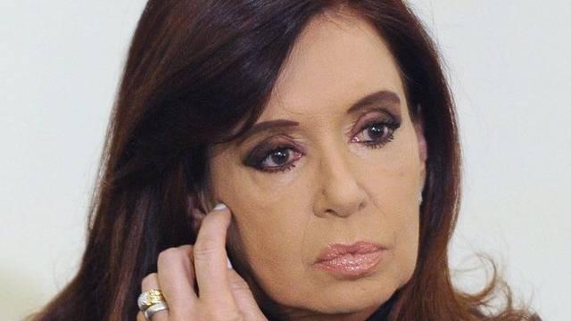 Persona non grata bei der Trauerfeier für Margaret Thatcher: Argentiniens Präsidentin Kirchner (Archiv)