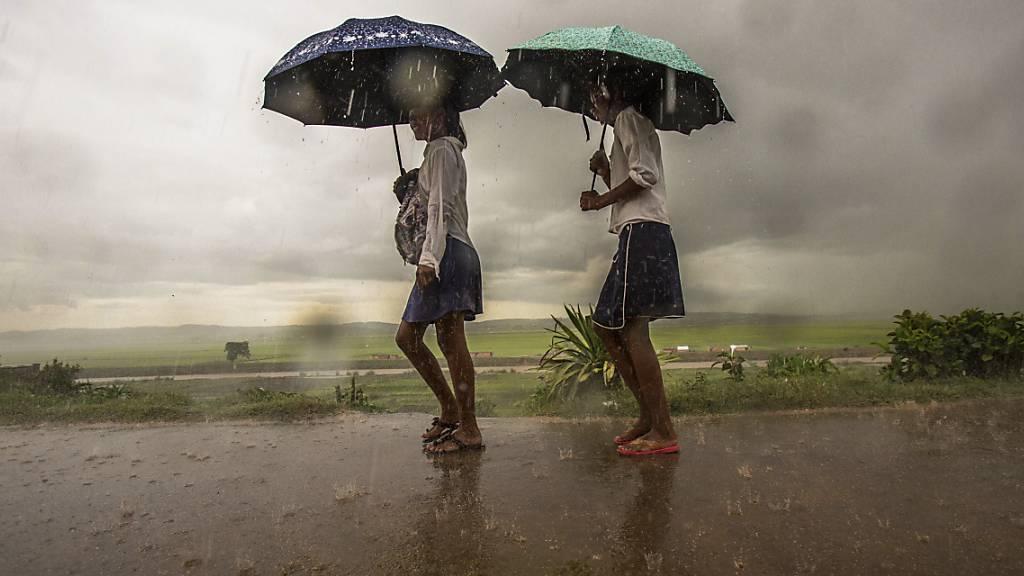 26 Tote durch Starkregen und Überschwemmungen