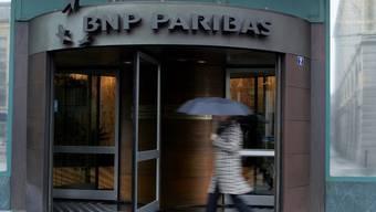 Auch die BNP Paribas ist wieder ins Visier der Ratingagenturen geraten (Archiv)