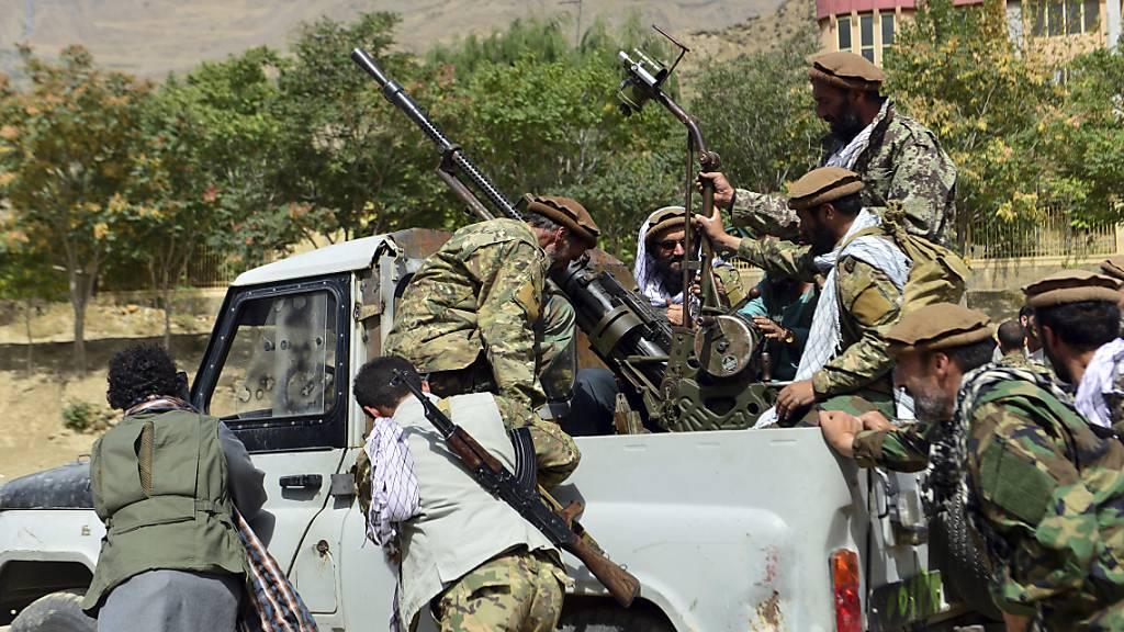 Widerstandskämpfer: Verluste für Taliban