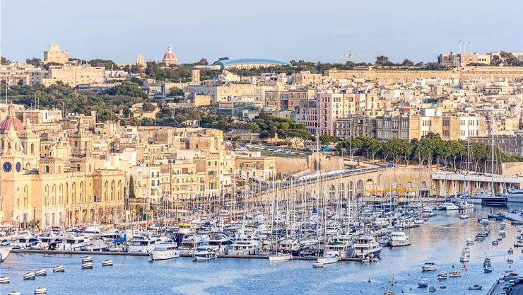 Malta, im Bild die Hauptstadt Valletta.