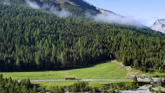 Vielen Gebieten in den Bergen fehlen die Kleinstrukturen – sie sehen geradezu aufgeräumt aus.