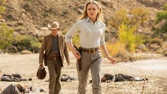 In «Westworld» ist der Wilde Westen ein Vergnügungspark für Reiche. Evan Rachel Wood spielt eine künstliche Intelligenz, die sich auflehnt. HBO