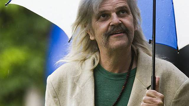Ist erneut in den Hungerstreik getreten: Der Walliser Hanfbauer Bernard Rappaz (Archiv)