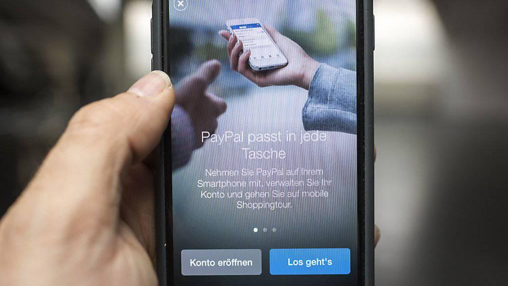 Der Online-Bezahldienst PayPal setzt künftig die Bankensoftware des Genfer Unternehmens Temenos ein.