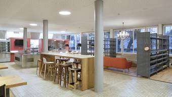 Ab dem 9. Januar eröffnet am Berufsbildungszentrum in Solothurn ein neuses Bistro.