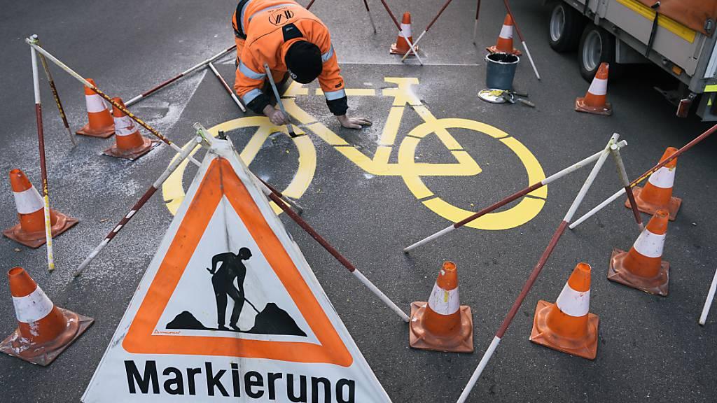 Der Kanton Luzern muss sein Velowegnetz schneller ausbauen