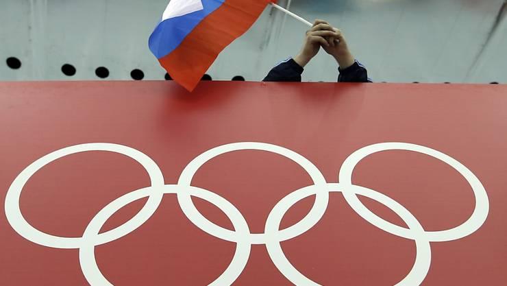 Russlands Sport, insbesondere die Leichtathletik, bleibt mysteriös