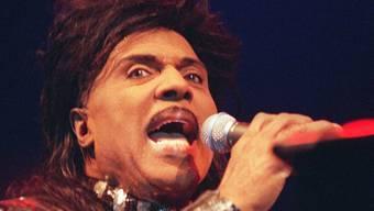 Little Richard, der Pionier des Rock'n Roll, ist tot. Er starb mit 87 Jahren. (Archivbild)