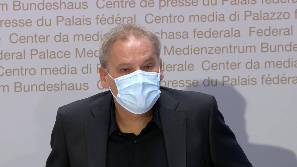 «Die Zahl der Neuansteckungen, Hospitalisierungen und Todesfälle steigt an»