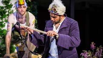Magisch und verspielt: Mozarts «Zauberflöte» wirkte unter dem Gewittersturm auf Schloss Hallwyl besonders lebendig