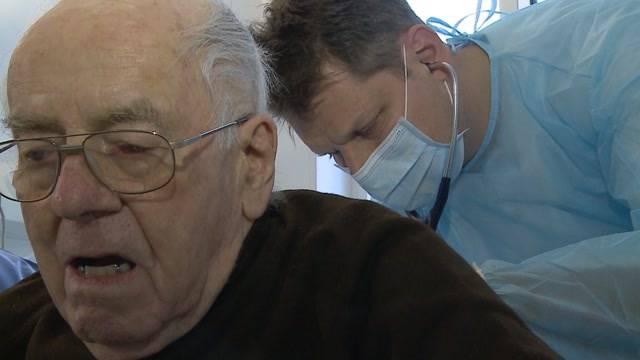 Schweiz ist im Griff der Grippe-Epidemie