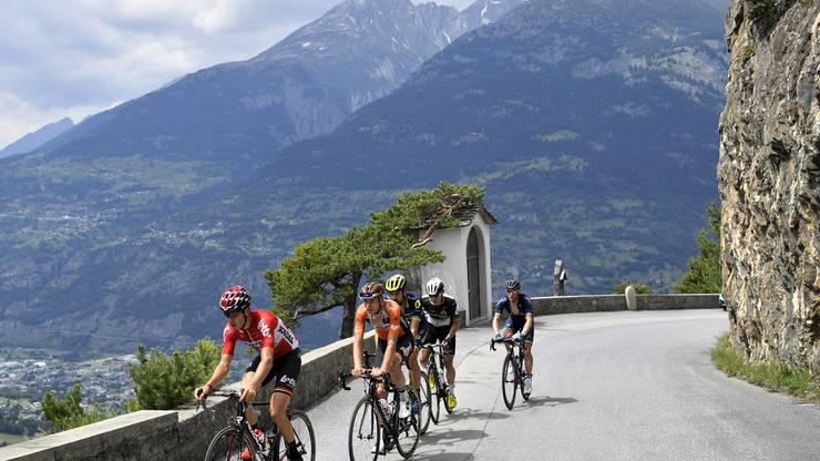 Die Etappe war mit 222 km das längste Teilstück der aktuellen Tour.
