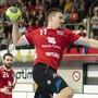 Roman Sidorowicz erzielte neun Tore für Pfadi