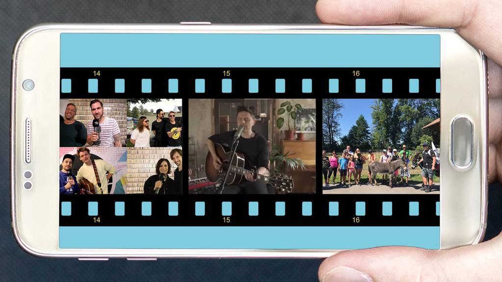 Das waren eure beliebtesten Argovia-Videos 2020