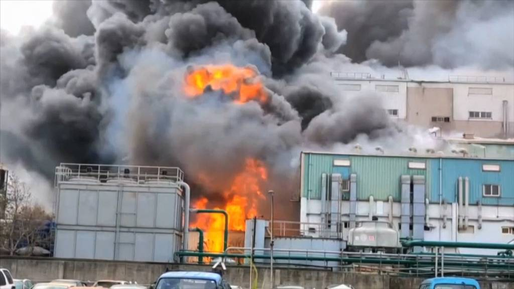 Taiwan: Explosion in einer Pharmafirma fordert ein Todesopfer