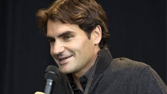 Roger Federer gönnt sich eine Pause
