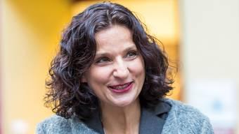 Gabriela Suter will SP-Aargau-Präsidentin werden.