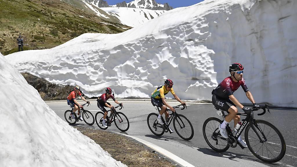 Keine Schweizer Auswahl an der Tour de Suisse 2021