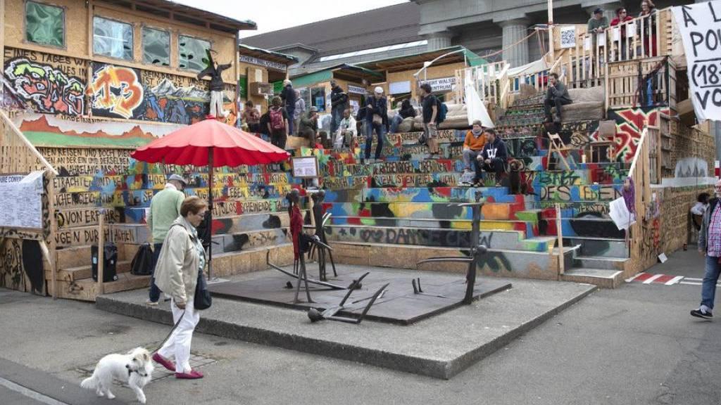 «Robert Walser-Sculpture» in Biel ist eine Erfolgsgeschichte
