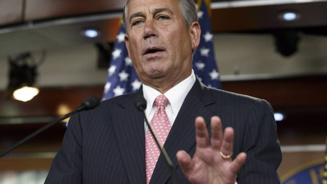 Auch John Boehner wurde mit einer Einreisesperre belegt