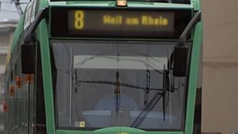 Drogenschmuggler nutzen grenzüberschreitende Trams und Busse in Basel, um Rauschgift von Frankreich oder Deutschland in die Schweiz zu bringen. (Symbolbild)