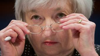 US-Notenbankchefin Janet Yellen.