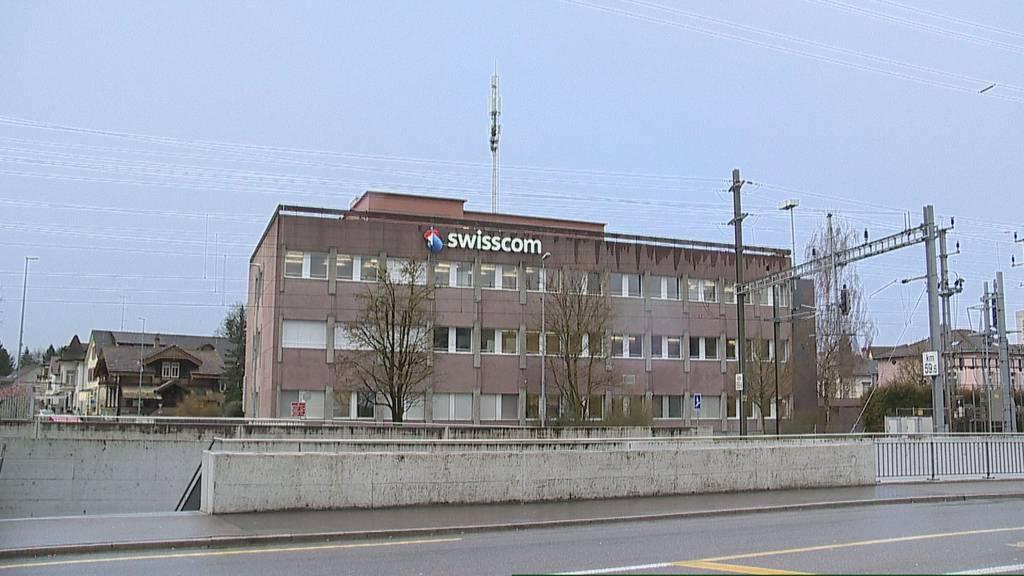 Neue Panne bei der Swisscom