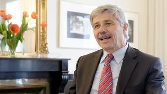 Carlo Conti, der frühere Präsident der Schweizerischen Konferenz der kantonalen Gesundheitsdirektorinnen (GDK), ist in den Verwaltungsrat der RehaClinic-Gruppe gewählt worden. (Archiv)
