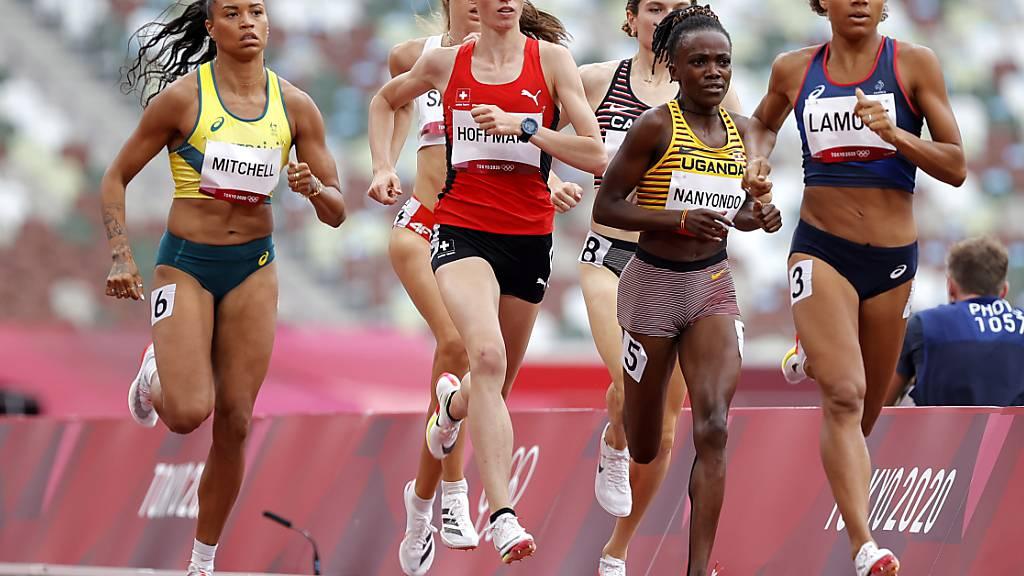 Die Leichtathletik-Wettkämpfe vom Freitag in der Übersicht