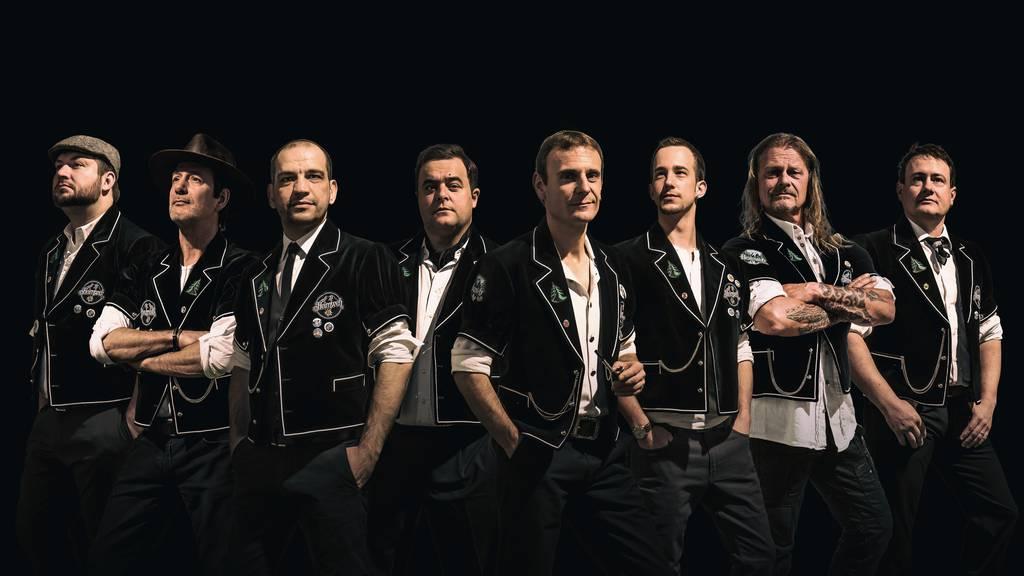 «Heimweh» mit neuem Programm «Ärdeschön» auf Tournee