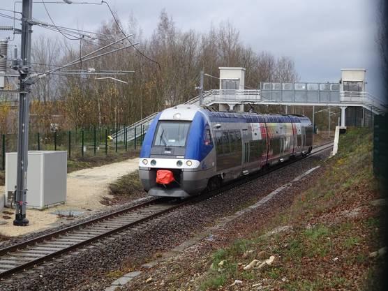 Französischer Zug