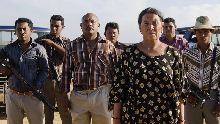 Die Patin: Bei den Wayúu hat Grossmutter Ursula (Carmiña Martínez) das Sagen.