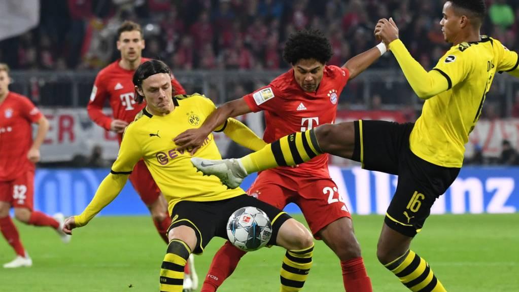 Dortmund Bayern Ergebnisse