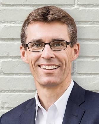 Lukas Pfisterer, Präsident FDP Aargau: «Ich freue mich, dass wir als einzige bürgerliche Partei zulegen können.»