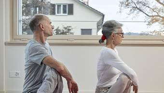 Senioren sind ständig auf Achse