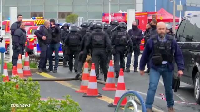 Terror-Anschlag schockiert Paris