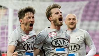 Servette - FC Aarau (27.04.2019)