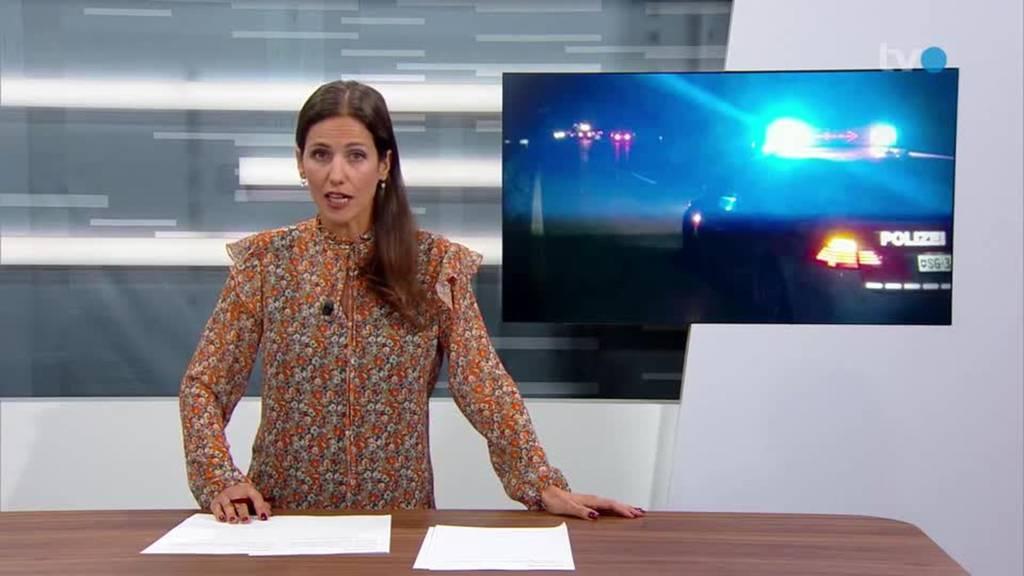 Kurznachrichten: Autoüberschläge, Gefahr am Rhein