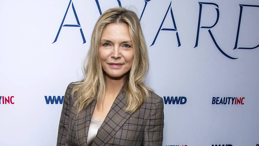 Serie über First Ladys: Michelle Pfeiffer spielt Betty Ford